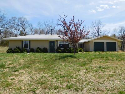 Benton County Single Family Home For Sale: 11368 Hardeman Ln