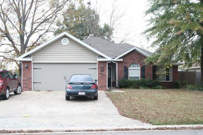 Fayetteville Single Family Home For Sale: 2289 Oaklawn Ave.