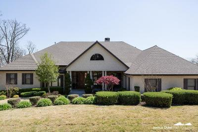 Fayetteville Single Family Home For Sale: 1328 N Montview Drive