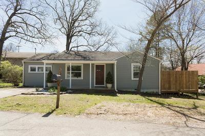 Single Family Home For Sale: 551 E Rebecca St.