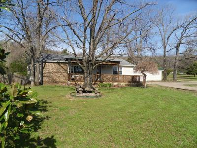 Fayetteville Single Family Home For Sale: 3235 S City Lake Road