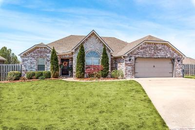 Bentonville Single Family Home For Sale: 3000 SW Silverbark Rd