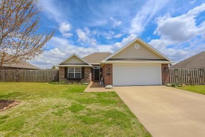 Pea Ridge Single Family Home For Sale: 1592 Charles St
