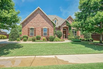 Bentonville Single Family Home For Sale: 702 SW Glen Arbor Avenue