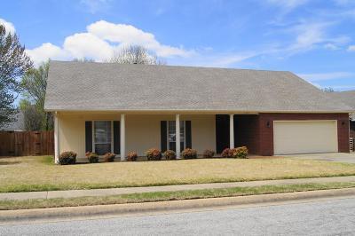 Rogers Single Family Home For Sale: 1302 N Mallard