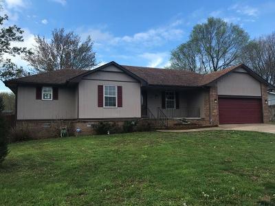 Pea Ridge Single Family Home For Sale: 503 McNair St.