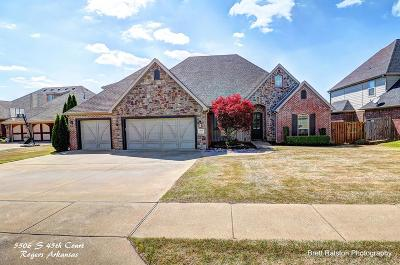 Rogers Single Family Home For Sale: 5506 S 45th Court