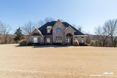 Fayetteville Single Family Home For Sale: 1178 Trail Bluff Drive