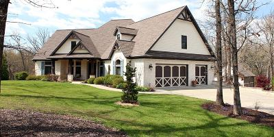 Springdale Single Family Home For Sale: 3947 Lonesome Circle