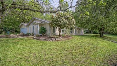 Fayetteville Single Family Home For Sale: 2827 E Whippoorwill Ln