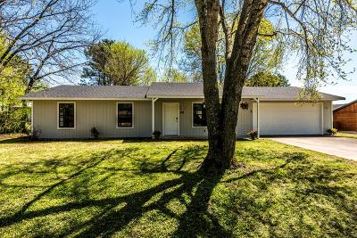 Elkins Single Family Home For Sale: 301 Jay