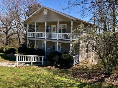 Eureka Springs Single Family Home For Sale: 5855 1/2 W Hwy 62
