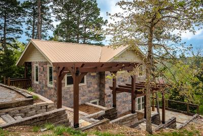 Eureka Springs Single Family Home For Sale: 20 Corley