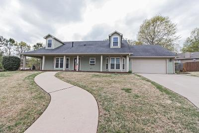 Fayetteville Single Family Home For Sale: 1909 E Spring Brook Ct.
