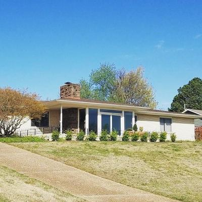 Fayetteville Single Family Home For Sale: 1315 E Ridgeway