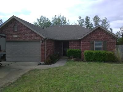 Rogers Single Family Home For Sale: 106 Bonnie Lane