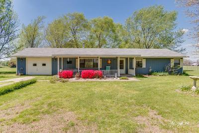 Elm Springs Single Family Home For Sale: 575 Ball