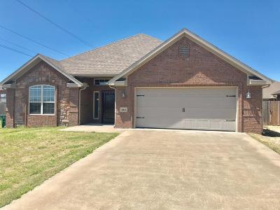 Centerton Single Family Home For Sale: 1011 Harvest Street