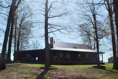Gentry Single Family Home For Sale: 11052 Bredehoeft Road