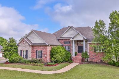 Springdale Single Family Home For Sale: 2626 Secretariat Avenue