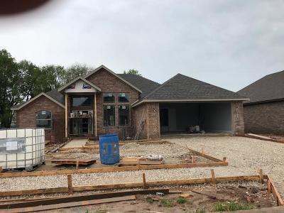 Centerton Single Family Home For Sale: 910 Sunset Lane