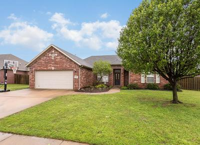 Fayetteville Single Family Home For Sale: 3217 W Westbury St