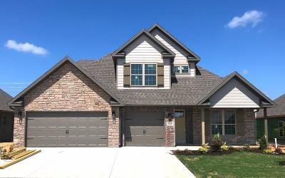 Centerton Single Family Home For Sale: 1231 Hope