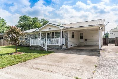 Centerton Single Family Home For Sale: 172 N C