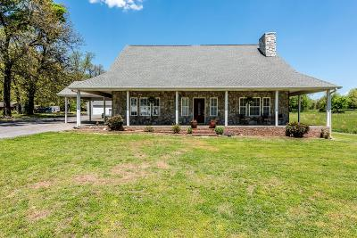 Fayetteville Single Family Home For Sale: 13950 Highland Church