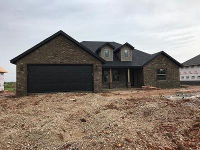 Centerton Single Family Home For Sale: 941 Sunset Lane