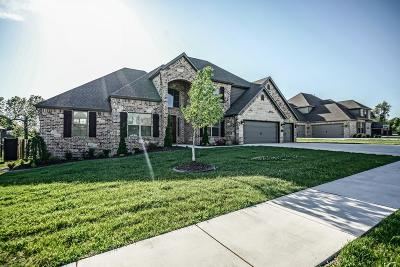 Centerton Single Family Home For Sale: 1421 Tuscany Drive