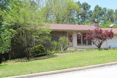 Fayetteville Single Family Home For Sale: 727 N Rockcliff Rd