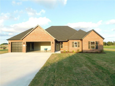 Fayetteville Single Family Home For Sale: 18367 Phelps Circle