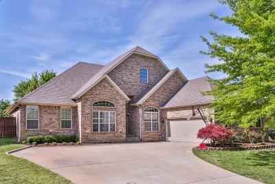 Fayetteville Single Family Home For Sale: 4103 W Wood Duck Drive