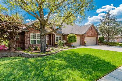 Bentonville Single Family Home For Sale: 3904 NE Cadbury Ave