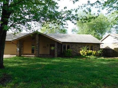 Rogers Single Family Home For Sale: 2719 W Fir