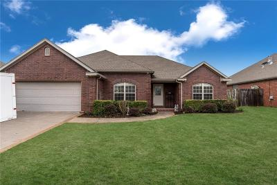 Centerton Single Family Home For Sale: 206 Dawn Drive