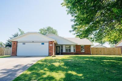 Rogers Single Family Home For Sale: 1113 S 24th