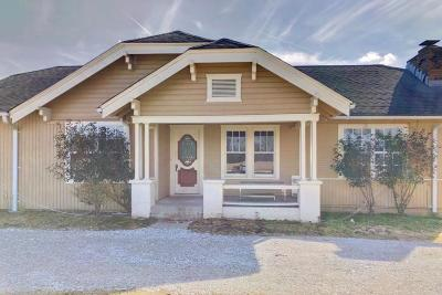 Cave Springs Single Family Home For Sale: 1045 E Lowell