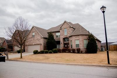 Fayetteville Single Family Home For Sale: 4117 Eastpoint
