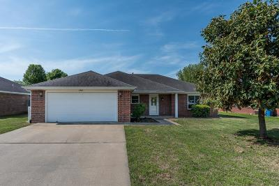 Bentonville Single Family Home For Sale: 2307 SW 16th Street