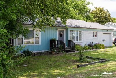Fayetteville Single Family Home For Sale: 1631 N Garland Ave
