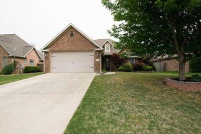 Rogers Single Family Home For Sale: 2005 W Morter Place