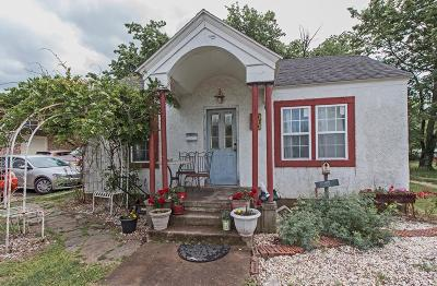 Siloam Springs Single Family Home For Sale: 708 E Main