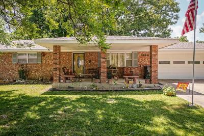 Rogers Single Family Home For Sale: 1924 S 13th