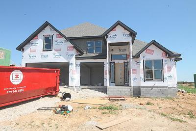 Centerton Single Family Home For Sale: 131 Bequette Ln
