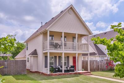 Fayetteville Single Family Home For Sale: 3602 N Tower Circle