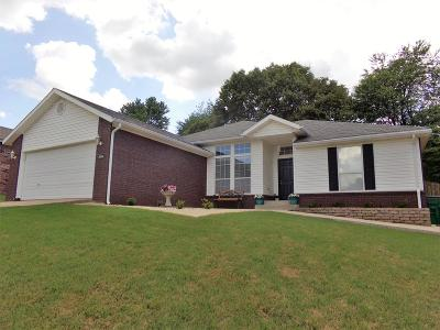 Springdale AR Single Family Home For Sale: $203,500