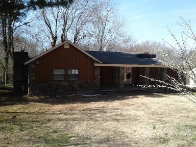 Fayetteville Single Family Home For Sale: 1535 N John Miller Rd