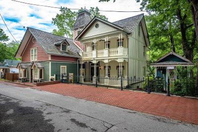 Eureka Springs Single Family Home For Sale: 39 Steele St